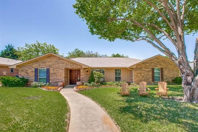 2708 Westridge Drive, Plano, TX 75075 (MLS #14563453) :: The Kimberly Davis Group