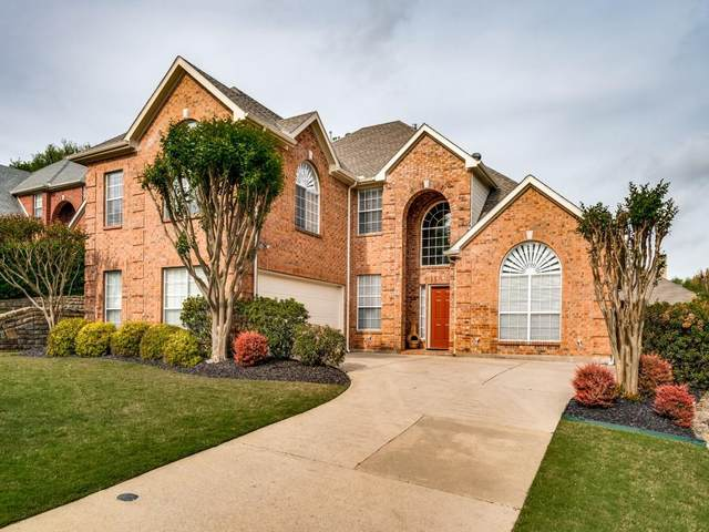 1320 Winston Drive, Mckinney, TX 75072 (MLS #14563465) :: Wood Real Estate Group