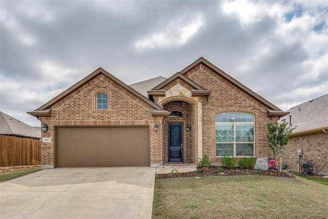 3201 Masthead Drive, Denton, TX 76210 (MLS #14563479) :: All Cities USA Realty