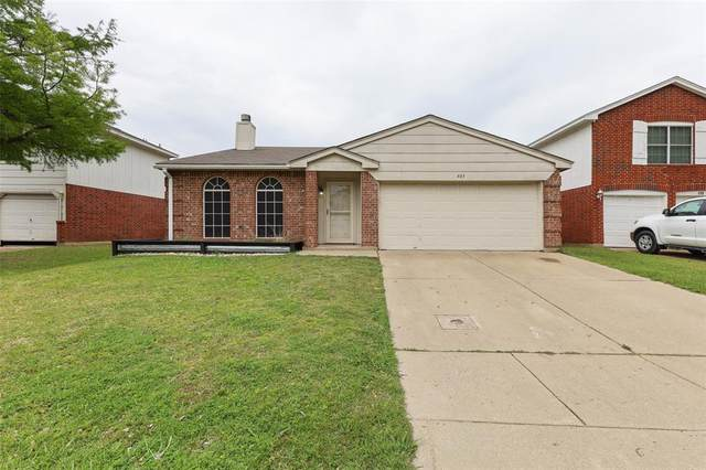 403 Hollyberry Drive, Mansfield, TX 76063 (MLS #14563503) :: Wood Real Estate Group