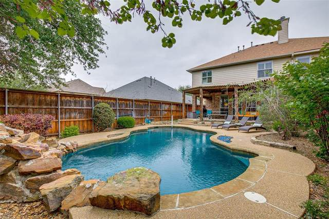 1420 Scarboro Hills Lane, Rockwall, TX 75087 (MLS #14563511) :: Wood Real Estate Group