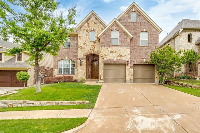 7345 Brightwater Road, Fort Worth, TX 76132 (MLS #14563529) :: The Kimberly Davis Group