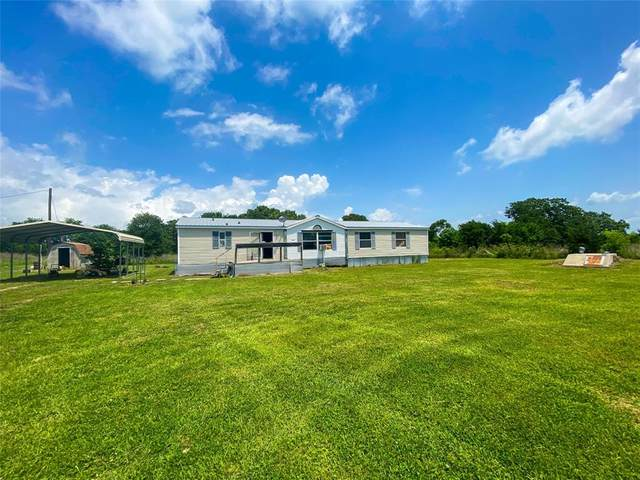 135 County Road 26250, Roxton, TX 75477 (MLS #14563559) :: Real Estate By Design