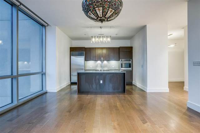 2200 Victory Avenue #1207, Dallas, TX 75219 (MLS #14563560) :: Trinity Premier Properties