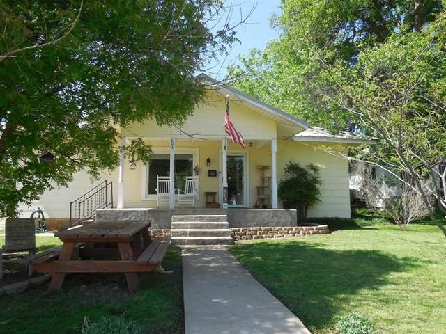 603 Elm Street, Ranger, TX 76470 (MLS #14563566) :: Real Estate By Design