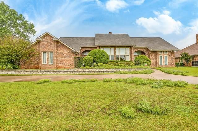6416 Buena Vista Drive, Granbury, TX 76049 (MLS #14563578) :: All Cities USA Realty