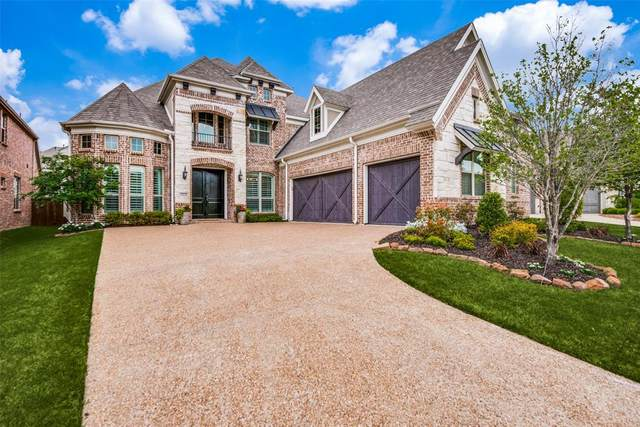 3613 Kennoway, The Colony, TX 75056 (MLS #14563587) :: Wood Real Estate Group