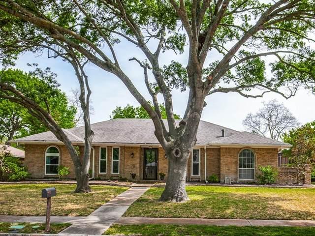 2616 Live Oak Lane, Plano, TX 75075 (MLS #14563613) :: Wood Real Estate Group