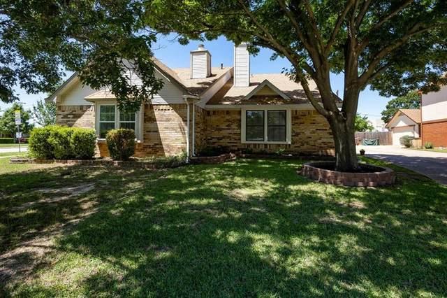 2132 Stone Moss Lane, Grapevine, TX 76051 (MLS #14563616) :: The Kimberly Davis Group