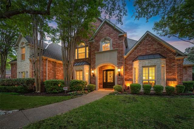 7205 Balmoral Drive, Colleyville, TX 76034 (MLS #14563636) :: Wood Real Estate Group