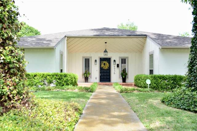 6936 Rockview Lane, Dallas, TX 75214 (MLS #14563642) :: Robbins Real Estate Group