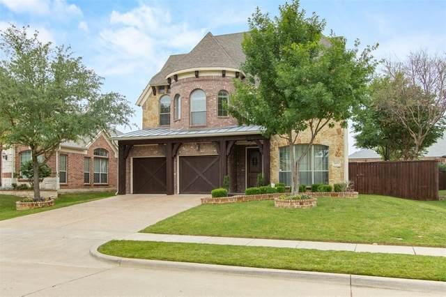 4621 Hershey Lane, Plano, TX 75024 (MLS #14563689) :: Wood Real Estate Group