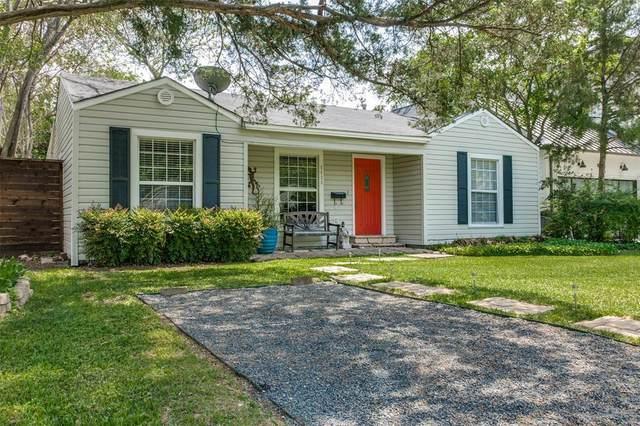 8626 Santa Clara Drive, Dallas, TX 75218 (MLS #14563691) :: Wood Real Estate Group