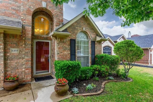 6405 Eagle Creek Drive, Flower Mound, TX 75028 (MLS #14563702) :: Frankie Arthur Real Estate