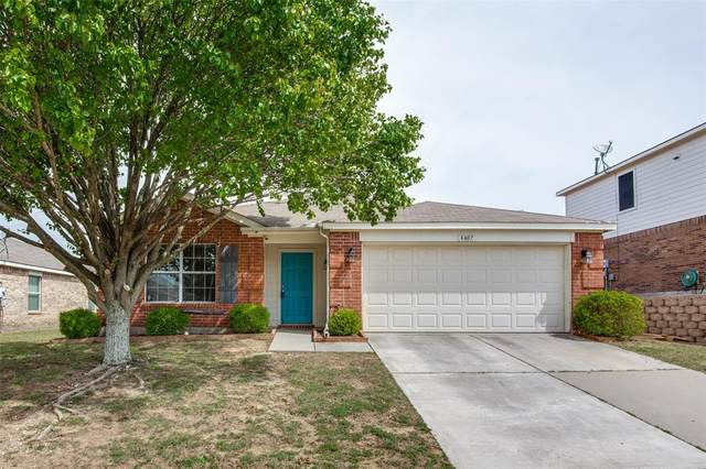 4407 Falcon Drive, Sherman, TX 75092 (MLS #14563718) :: Wood Real Estate Group