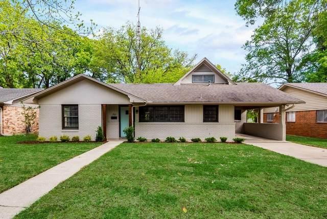 703 Lexington Drive, Corsicana, TX 75110 (#14563719) :: Homes By Lainie Real Estate Group