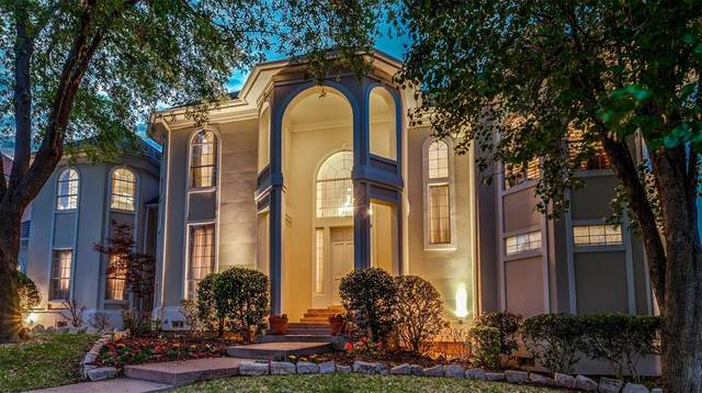 1605 Driskill Drive, Irving, TX 75038 (MLS #14563721) :: The Kimberly Davis Group