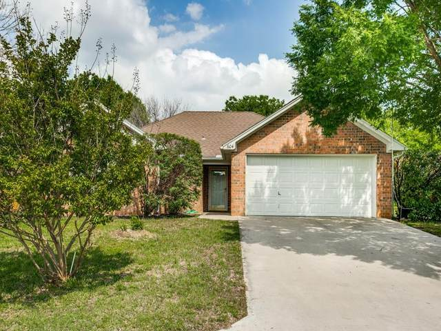 604 Crestridge Court, Decatur, TX 76234 (#14563736) :: Homes By Lainie Real Estate Group