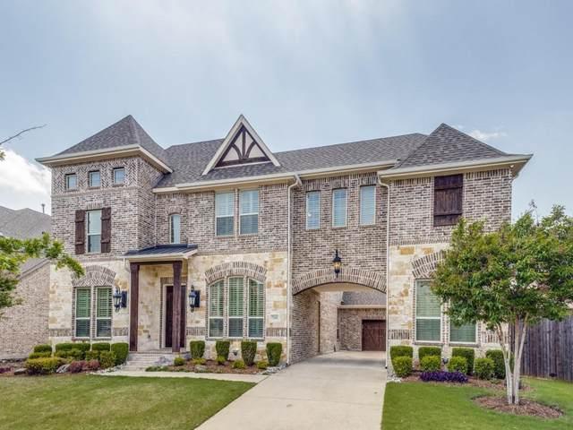 7161 Greystone Lane, Frisco, TX 75034 (MLS #14563747) :: Jones-Papadopoulos & Co