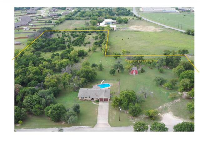 2814 Pittman Road, Hudson Oaks, TX 76087 (#14563752) :: Homes By Lainie Real Estate Group