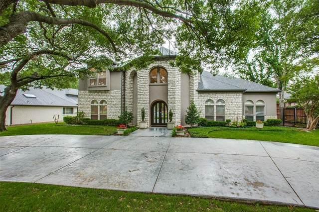 7814 Mason Dells Drive, Dallas, TX 75230 (MLS #14563773) :: All Cities USA Realty