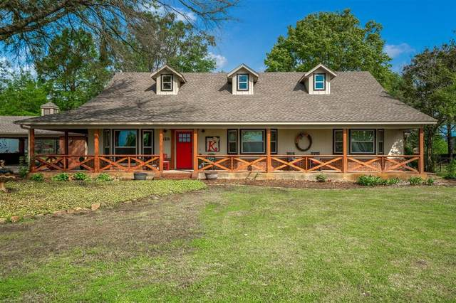 828 Crooked Creek Road, Edgewood, TX 75117 (MLS #14563778) :: All Cities USA Realty