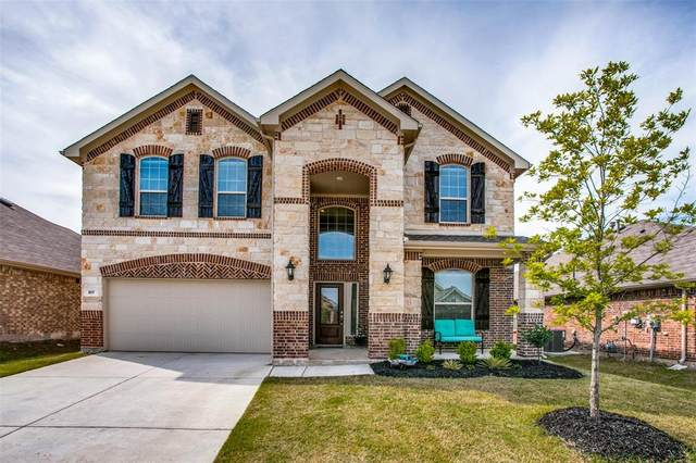 817 Joaquin Way, Fort Worth, TX 76052 (MLS #14563784) :: Real Estate By Design