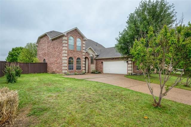 5521 La Bandera Trail, Benbrook, TX 76126 (MLS #14563795) :: Wood Real Estate Group