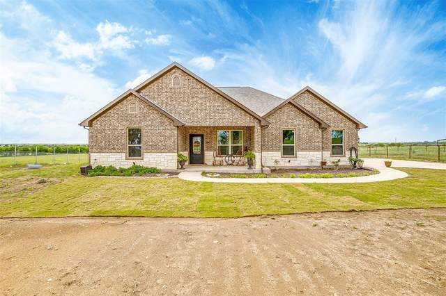 891 County Road 1123, Cleburne, TX 76033 (MLS #14563816) :: Wood Real Estate Group