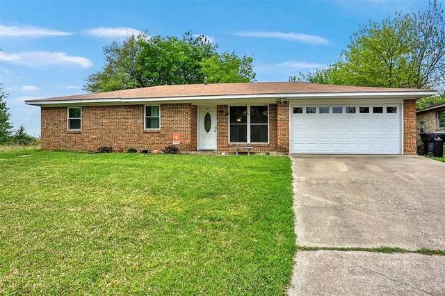 2031 Brenda Avenue, Denison, TX 75020 (MLS #14563821) :: Wood Real Estate Group