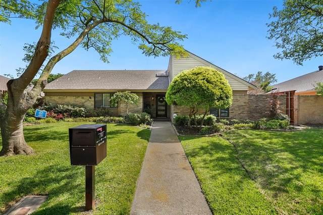 7302 Brentfield Drive, Dallas, TX 75248 (MLS #14563845) :: Wood Real Estate Group