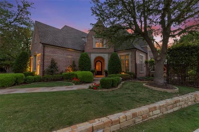 6095 Arboretum Drive, Frisco, TX 75034 (MLS #14563889) :: Wood Real Estate Group