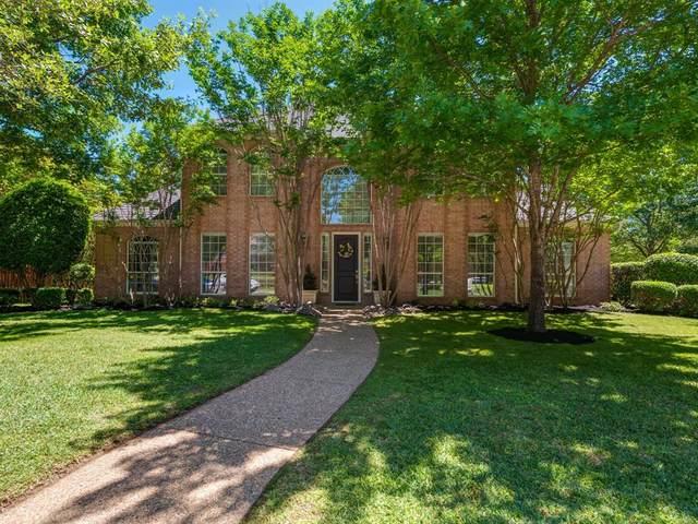 4801 Melrose Park Drive, Colleyville, TX 76034 (MLS #14563938) :: Frankie Arthur Real Estate