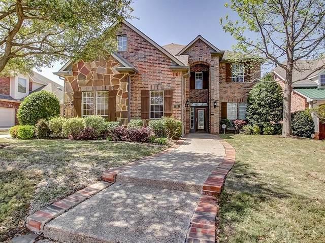 1121 Terrace Drive, Lantana, TX 76226 (MLS #14563961) :: The Tierny Jordan Network