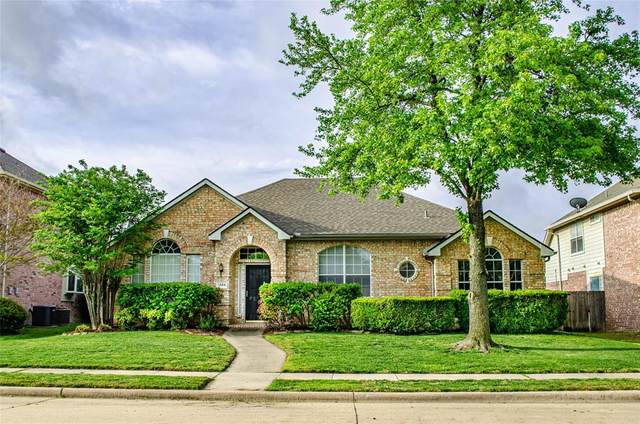 1404 Christine Drive, Allen, TX 75002 (MLS #14563968) :: Wood Real Estate Group