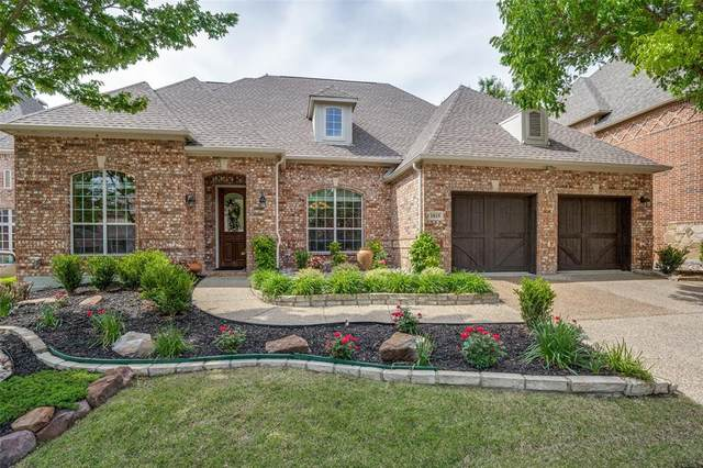 1815 San Leanna Drive, Allen, TX 75013 (MLS #14563975) :: RE/MAX Landmark