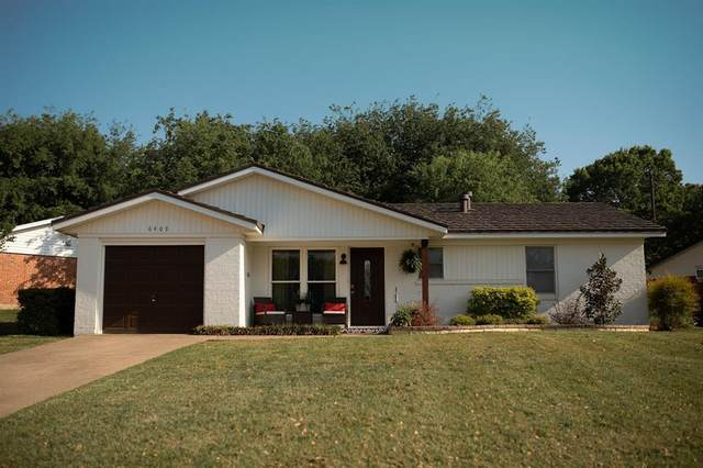 6409 Shadydell Drive, Fort Worth, TX 76135 (MLS #14563991) :: Wood Real Estate Group
