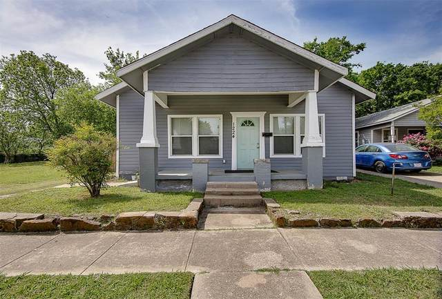 1224 E Tucker Street, Fort Worth, TX 76104 (MLS #14564041) :: All Cities USA Realty