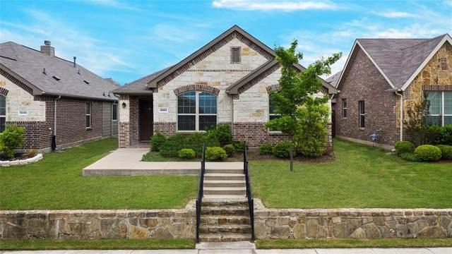 5853 Burgundy Rose Drive, Fort Worth, TX 76123 (MLS #14564047) :: Wood Real Estate Group