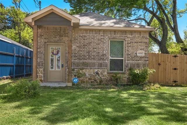 8102 Suetelle Drive, Dallas, TX 75217 (MLS #14564058) :: Wood Real Estate Group