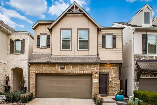 627 Aspen Valley Lane, Dallas, TX 75208 (MLS #14564059) :: Wood Real Estate Group