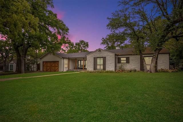 504 N Bailey Avenue, Fort Worth, TX 76107 (MLS #14564061) :: Team Hodnett