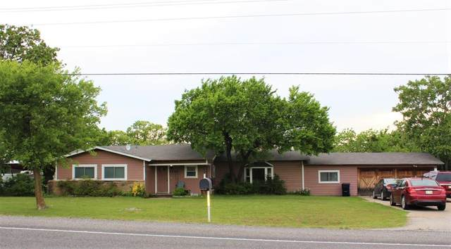 2804 Bethel Road, Weatherford, TX 76087 (#14564063) :: Homes By Lainie Real Estate Group