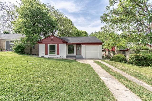 330 Vermont Avenue, Dallas, TX 75216 (MLS #14564070) :: The Good Home Team