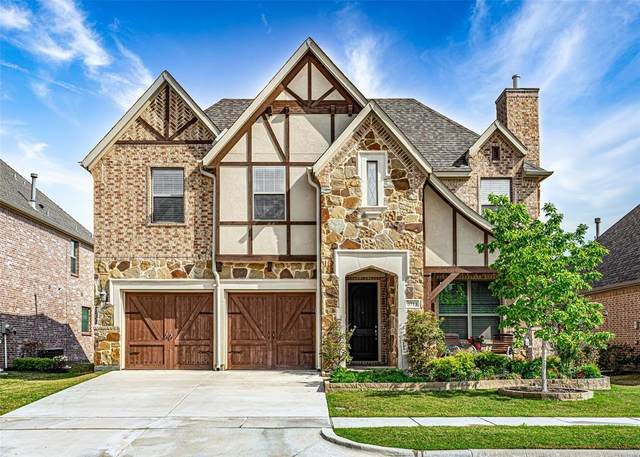 3713 Canterbury, The Colony, TX 75056 (MLS #14564075) :: Wood Real Estate Group