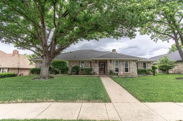 1112 Wiltshire Drive, Carrollton, TX 75007 (MLS #14564076) :: Wood Real Estate Group
