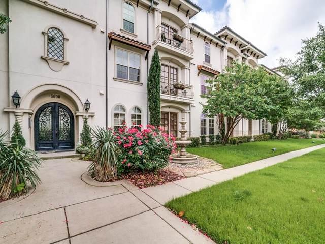 5800 Mccommas Boulevard A301, Dallas, TX 75206 (MLS #14564088) :: Craig Properties Group
