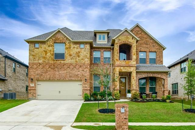 530 Big Bend Drive, Keller, TX 76248 (MLS #14564094) :: Wood Real Estate Group
