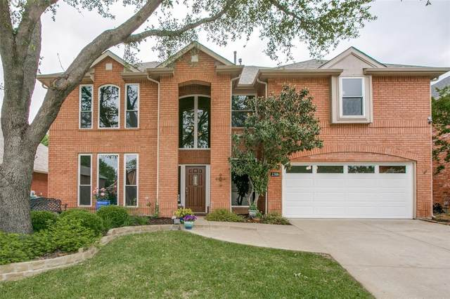 2316 Pinehurst Drive, Flower Mound, TX 75028 (MLS #14564107) :: Team Tiller