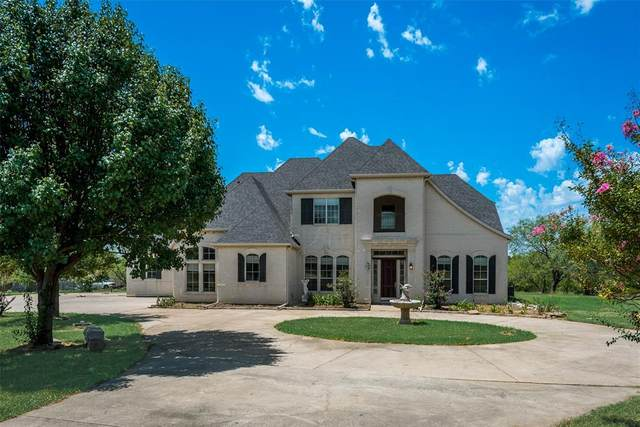 1271 Carl Drive, Tioga, TX 76271 (#14564109) :: Homes By Lainie Real Estate Group